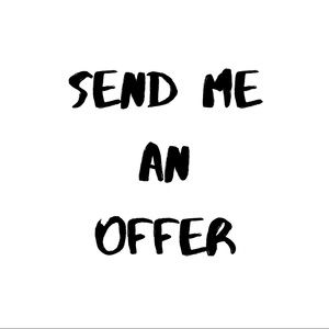 ❤️ Open to offers